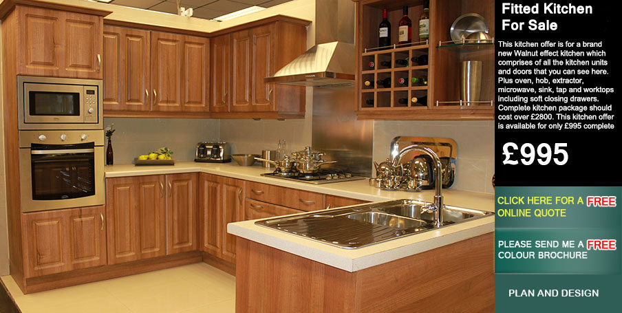 Cheap Fitted Kitchens Dundee